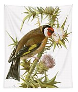 Goldfinch Tapestry