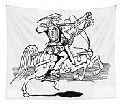 Grimm: Faithful John Tapestry