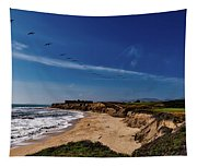 Half Moon Bay Golf Course - California Tapestry