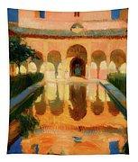 Hall Of The Ambassadors -  Alhambra Granada Tapestry
