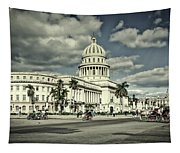 Havana National Capitol Tapestry