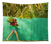 Hawaii Lifestyle Tapestry