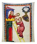 Heidelberg Lieder, C.14th Tapestry