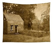 Historic Home - Allaire State Park Tapestry