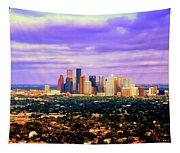 Houston 1980s Tapestry