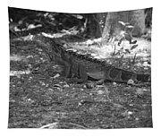 I Iguana Tapestry