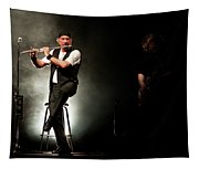 Ian Anderson Of Juthro Tull  Live Concert Tapestry