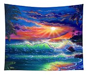 Island Paradise Tapestry