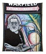Jerry Garcia - San Francisco Tapestry