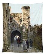 Jerusalem: Via Dolorosa Tapestry