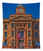Jones County Courthouse Tapestry
