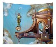 Jugglernautica Tapestry