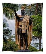 Kamehameha The Great Tapestry