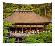 Kiyomizudera Temple Tapestry
