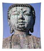 Lahaina, Buddha At Jodo  Tapestry
