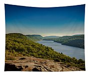Lake Of The Clouds Tapestry