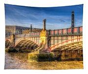 Lambeth Bridge London Tapestry