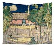 Landscape Trinidad Tapestry