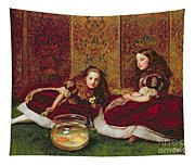 Leisure Hours Tapestry