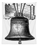 Liberty Bell Tapestry