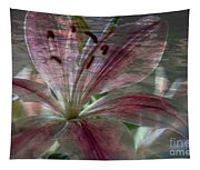 Lily Blossom Tapestry