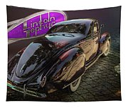 Lincoln Zephyr Tapestry