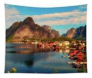 Lofoten, Norway Tapestry