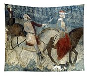 Lorenzetti: Good Govt Tapestry