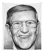 Lou Holtz Tapestry