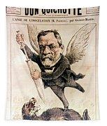 Louis Pasteur (1822-1895) Tapestry