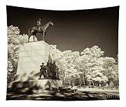 Louisiana Monument At Gettysburg Tapestry