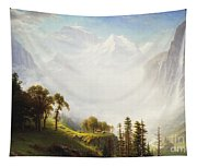 Majesty Of The Mountains Tapestry