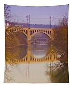 Manayunk Bridge Tapestry