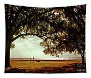 Mandeville Lakefront Tapestry