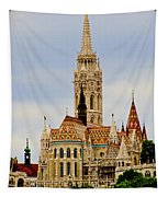 Matthias Church - Budapest Tapestry
