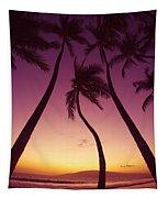 Maui Palms Tapestry
