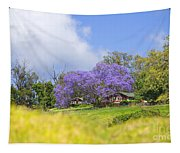 Maui Upcountry Tapestry