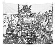 Maximilian I 1459-1519 Tapestry