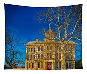 Milam County Courthouse Tapestry