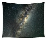 Milky Way With Mars Tapestry