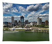 Milwaukee Wisconsin Tapestry