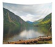 Misty Fjord Tapestry