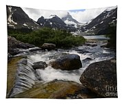 Mount Assiniboine Canada 17 Tapestry