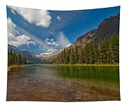 Moutain Lake Tapestry