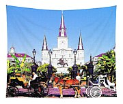 New Orleans Tapestry