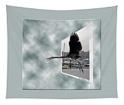 No Fly Zone Tapestry