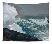 Northeaster, 1895 Tapestry