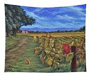 November Vineyard Tapestry