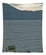 Orcas Island View Tapestry
