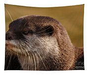 Oriental-small-clawed-otter Tapestry